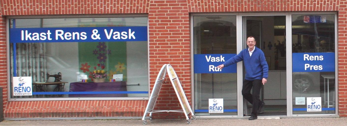Topmoderne Ikast Rens & Vask er specialister i at rense sengetøj SM-16